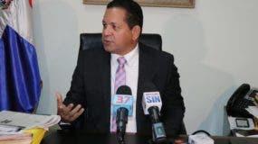 Miguel Bejarán, titular de la Dirección General de Desarrollo Fronterizo.