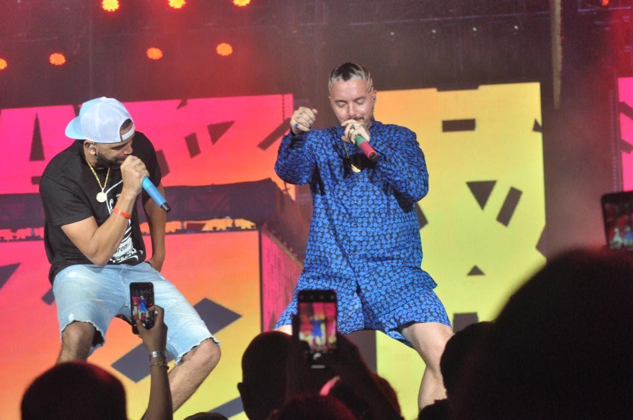 Juanes, J Balvin, Anuell y Karol G máximos ganadores de Premios Heat