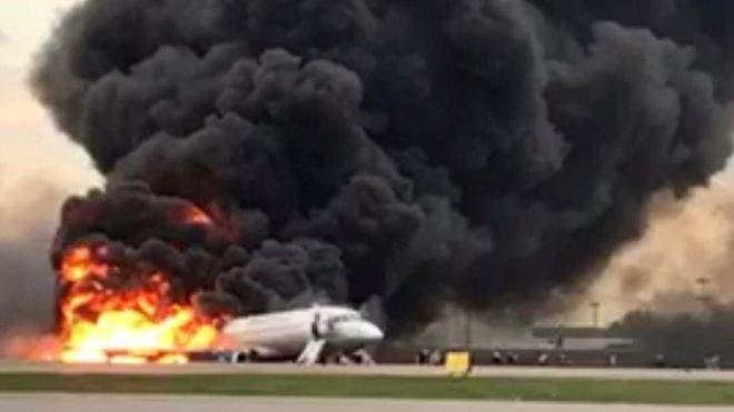 Según informó la prensa local, el aterrizaje de emergencia se produjo poco después de que la nave había despegado.