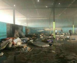 El incidente se registró en la estación policial de la localidad de Acarigua, estado Portuguesa.