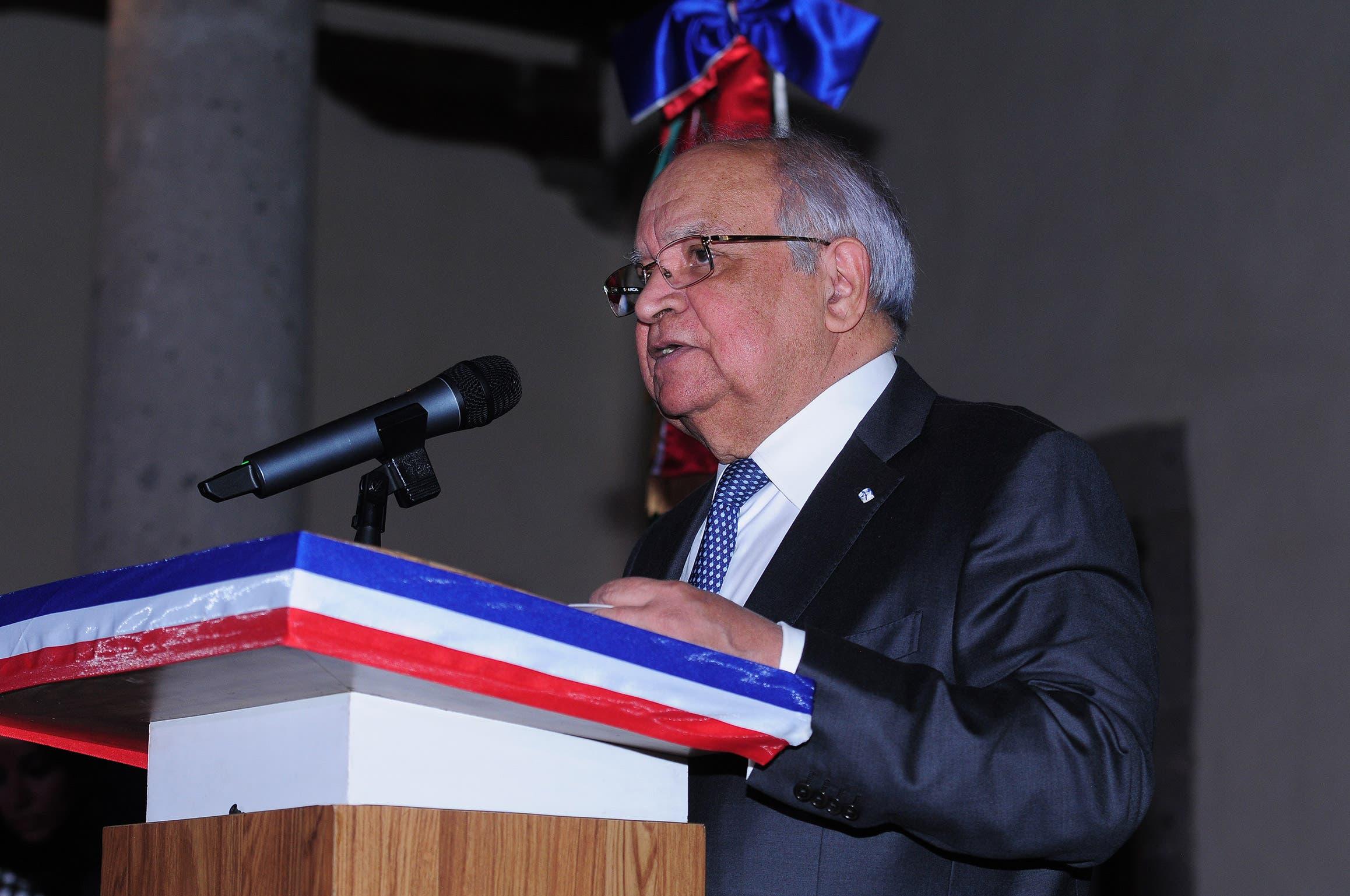 Alejandro González Pons.