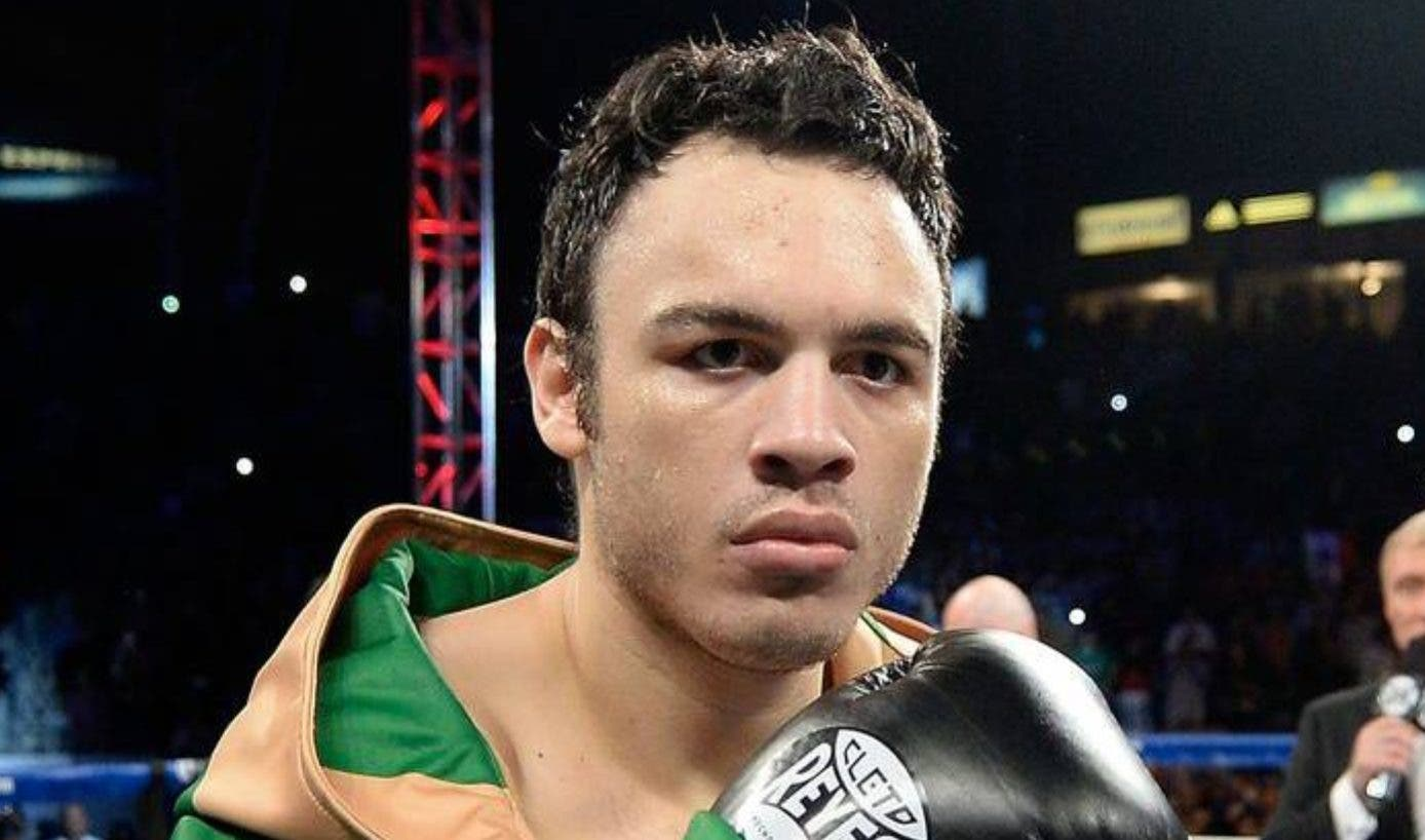Julio Chávez hijo vuelve al  ring.