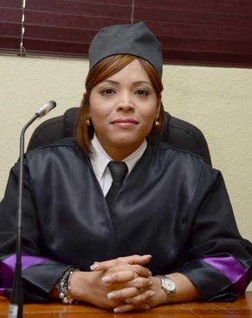 Jueza Patricia Padilla