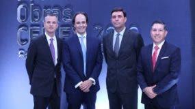 Homero Gonzalez, Imanol Orue Echevarría, José Antonio Cabrera, Juan Felipe Muñoz.