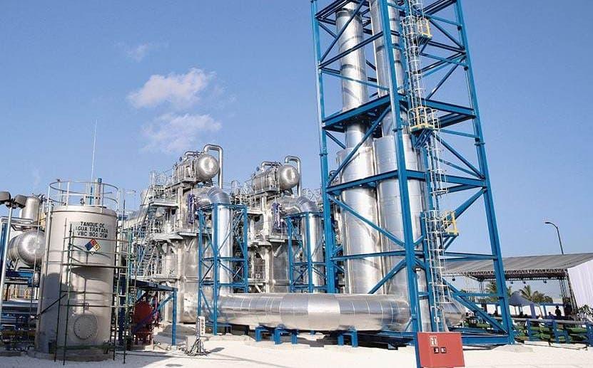 la ONE destaca desenvolvimiento de las empresas eléctricas.