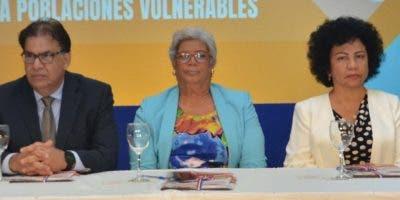 Miembros del Foro de Inclusión Social.  AGENCIA FOTO