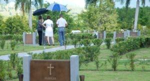 El concepto de cementerio privado que se implementó en el país proviene de Estados Unidos.