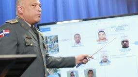 El coronel Frank Félix Durán Mejía ofrece nuevos detalles sobre el caso de Ortiz.  JOSELITO PEÑA