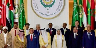 Integrantes de los  22 países miembros  de la Liga Árabe.