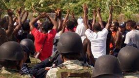 Los migrantes haitianos en los albergues piden mayor atención de las autoridades de Méxco en la frontera sur.