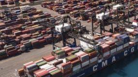 Puerto Caucedo mueve 1.3 millones de contenedores  al año.