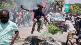 La oposición de Haití pide, desde febrero, la renuncia del presidente Jovenel Moise.
