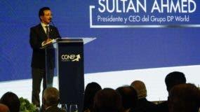 El sultán Ahmed Bin Sulayem, presidente CEO de DP World, destacó potencial del país.