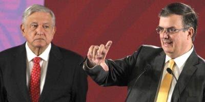 El presidente Andrés Manuel López Obrador defendió el acuerdo con Estados Unidos.