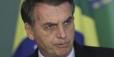 Bolsonaro no ha ocultado  recelos contra  Fernández.