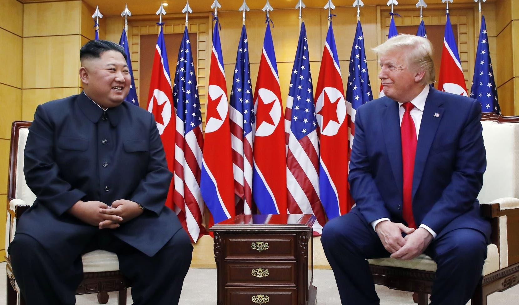 El encuentro entre  Donald Trump y Kim Jong-un es una etapa más de un progresivo acercamiento de ambos países.