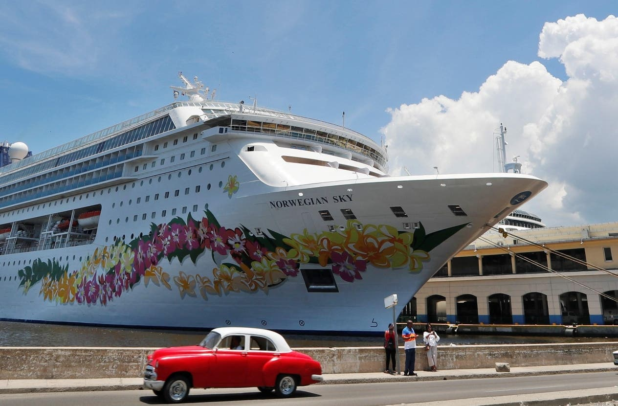 Estados Unidos prohíbe los cruceros a Cuba