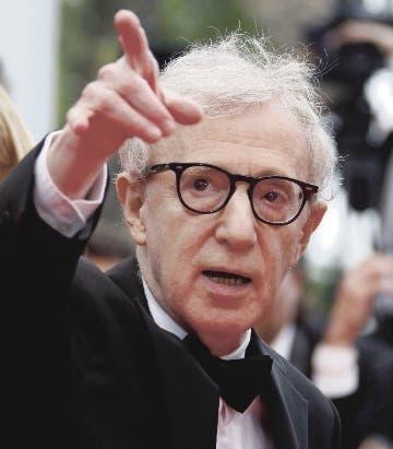 Woody Allen comienza un nuevo rodaje