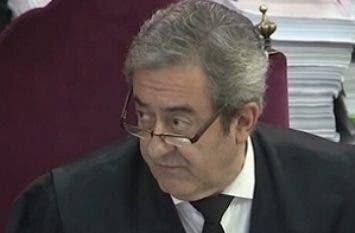 Fiscal Javier Zaragoza, quien lleva el caso.