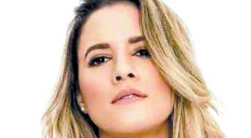 Nathalie Hazim se ha radicado en Colombia.  Archivo