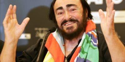 El documental a Luciano Pavarotti  fue realizado por  Ron Howard, director de 'Una mente maravillosa'.  FUENTE EXTERNA