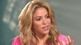 Shakira está en los tribunales por un supuesto fraude   de € 14,5 millones al Estado.  Archivo