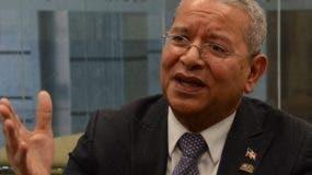 Rufino Acosta, director  de Contabilidad Gubernamental.
