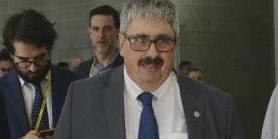 El diplomático Ariel Bergamino anuncia salida de Uruguay.