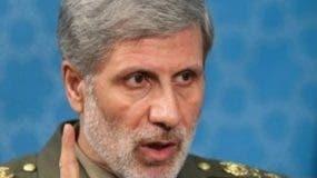 Amir Hatamí, general de brigada de Irán.