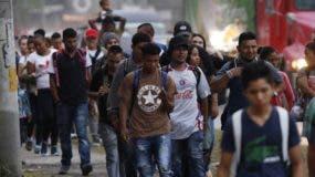 La medida intenta frenar las olas migratorias provenientes de Centroamérica.