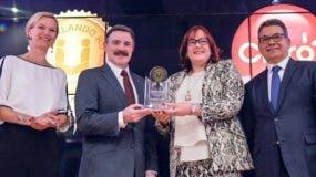 Inka Mattila, Rogelio Viesca, Janet Camilo y Manuel Guerrero.