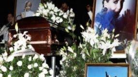 La actriz previó su muerte y  su funeral.