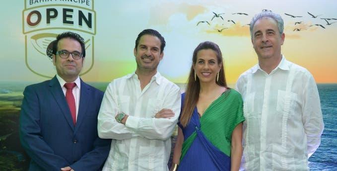 Francisco Ropero, Julio Pérez, Lydia Piñero y Fernando Castillo.