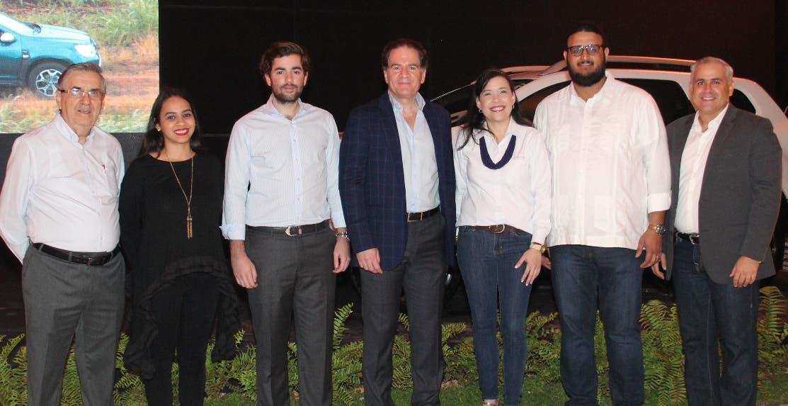 Miguel Miranda,   Maxdanny Gómez, José Luis Corripio,  Manuel  Corripio,  Marielly Figueroa, Carlos Gautier y Alfredo Nin.