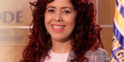Elaine Hernández afirma que 'GastroComunica' será un espacio que ponderará el turismo gastronómico dominicano.