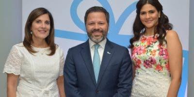 Diomares Musa, Eduardo Cruz y Cynthia Rivera