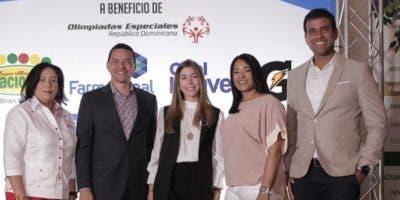 Ingrid Muñoz, Huáscar Beltré, María Antunano, Marleny Peña y  Modesto Reyes.