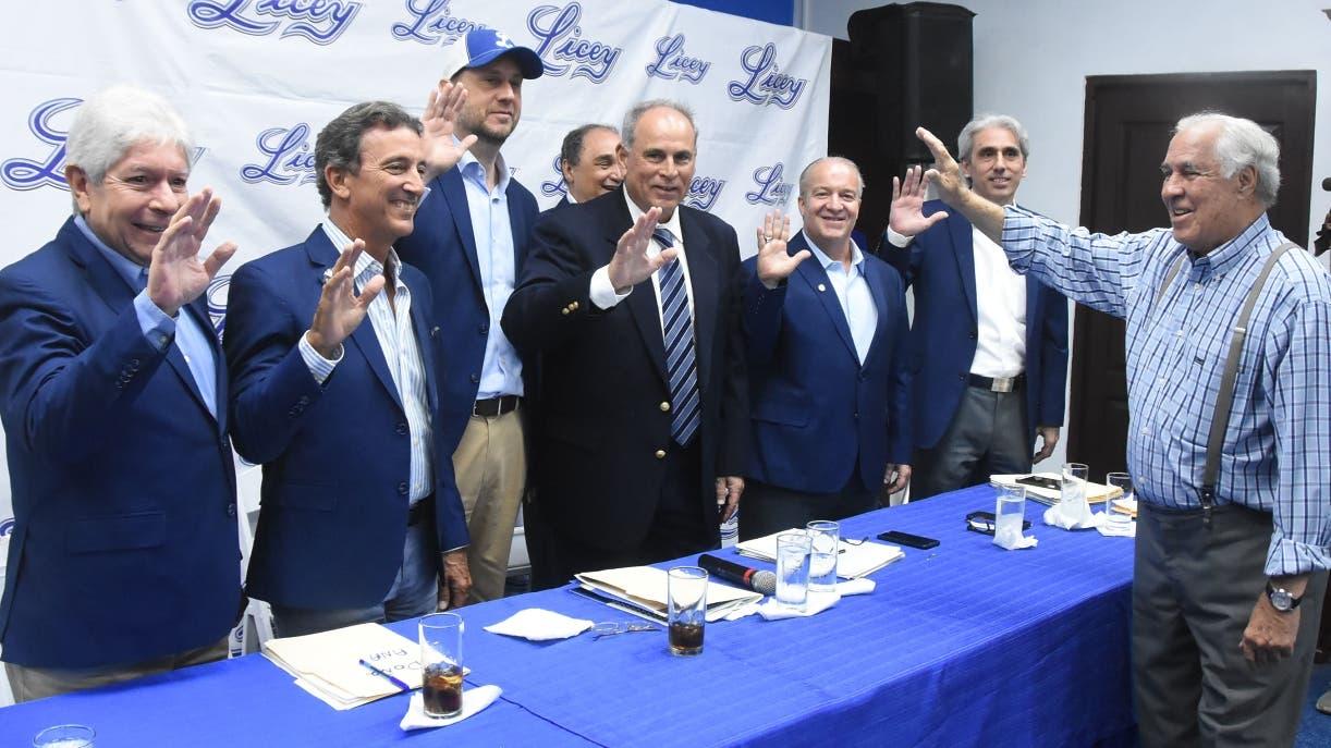 Domingo Pichardo, nuevo presidente Tigres del Licey