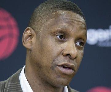 Masai Ujiri decide  seguir con Toronto Raptors.  AP