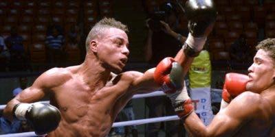 Norberto Jiménez se muestra confiado para su pelea. archivo