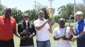 Los ganadores fueron premiados al final de la jornada.