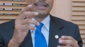 Milton Pinedo, presidente de Medicina Deportiva.