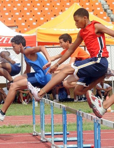 Los atletas están preparados para las competencias.