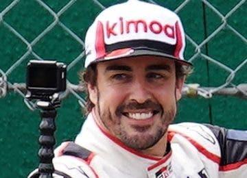Alonso prepara regreso campeonato Fórmula 1
