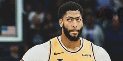 Anthony Davis formará pareja con LeBron James. aP