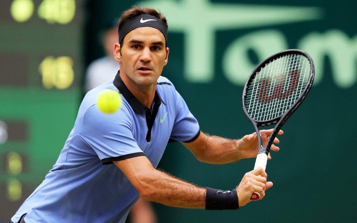 """Roger Federer """"Jugaría las Finales ATP hasta en la luna»"""