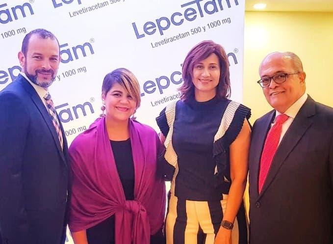 Martín Rodríguez, Judith Suárez, Evelyn Lora y  José Silié Ruiz.