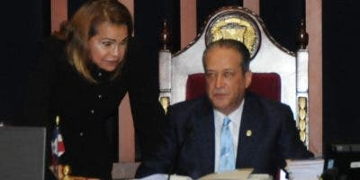 Sonia Mateo y Reinaldo Pared Pérez. Nicolás Monegro
