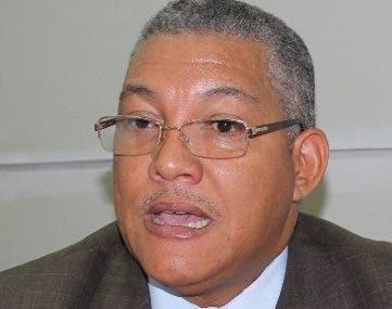 Radhamés González, vocero diputados del PRD.