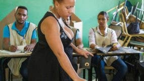 DOMINICAN REP-ELECTION-VOTERS